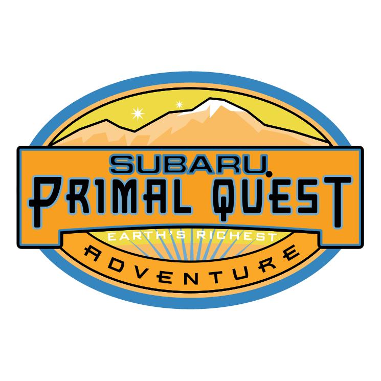 free vector Subaru primal quest adventure