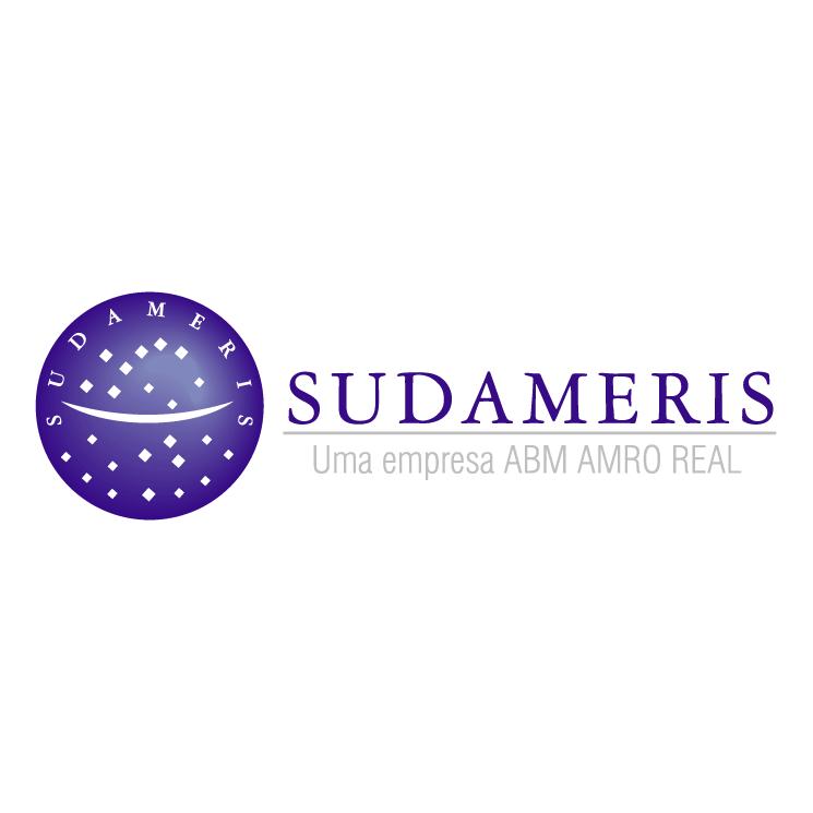 free vector Sudameris uma empresa abn amro real