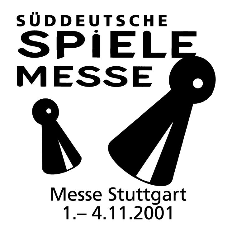 free vector Suddeutsche spiele messe