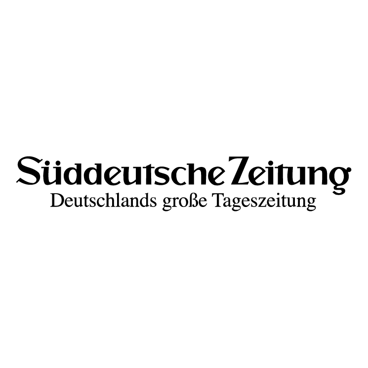 free vector Sueddeutsche zeitung