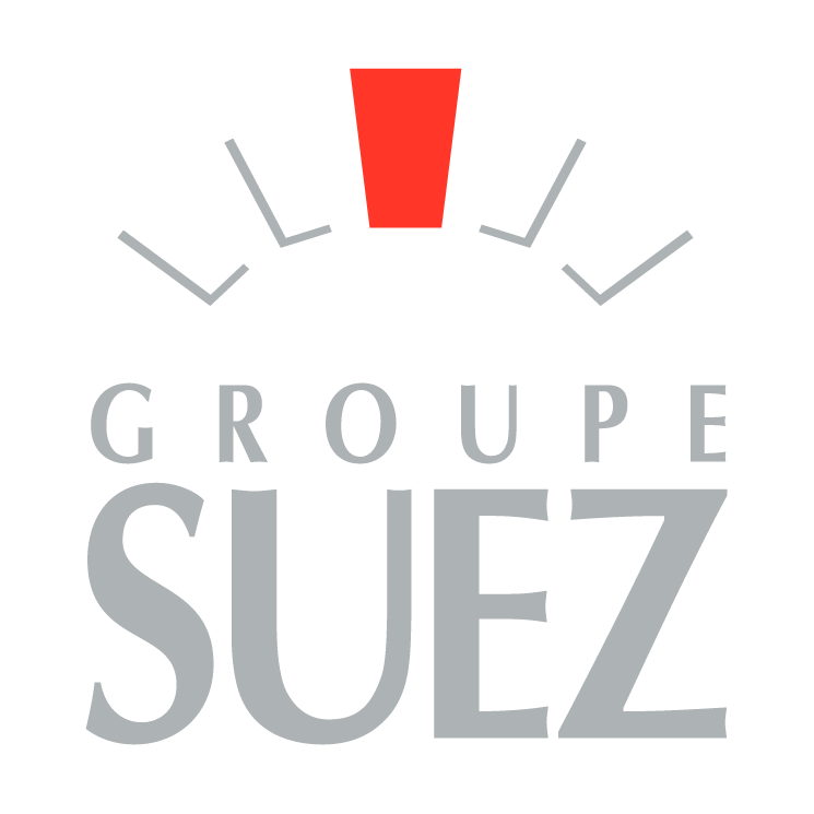 free vector Suez groupe