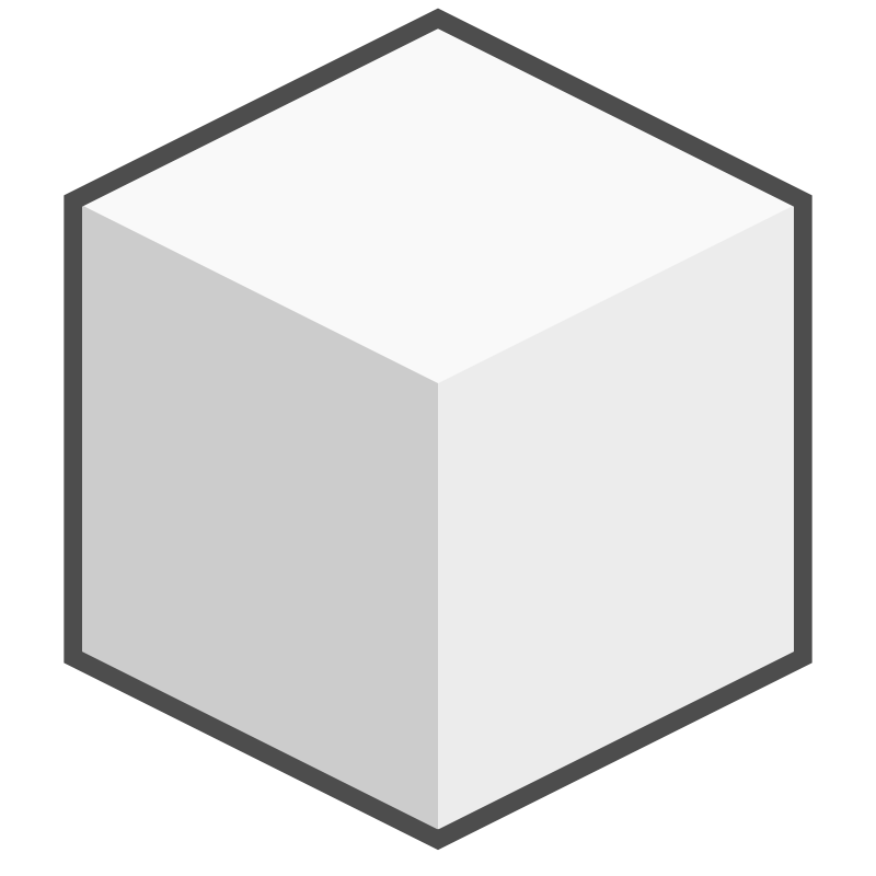 free vector Sugar Cube icon