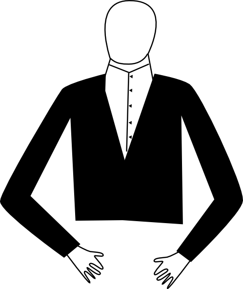 free vector Suit clip art