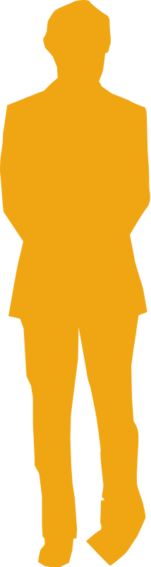 free vector Suit man