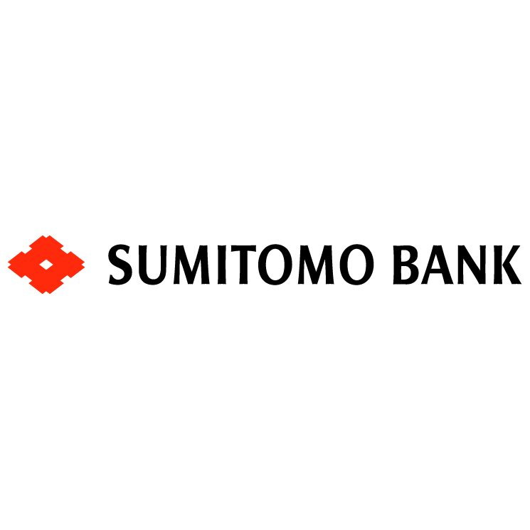 free vector Sumitomo bank 0