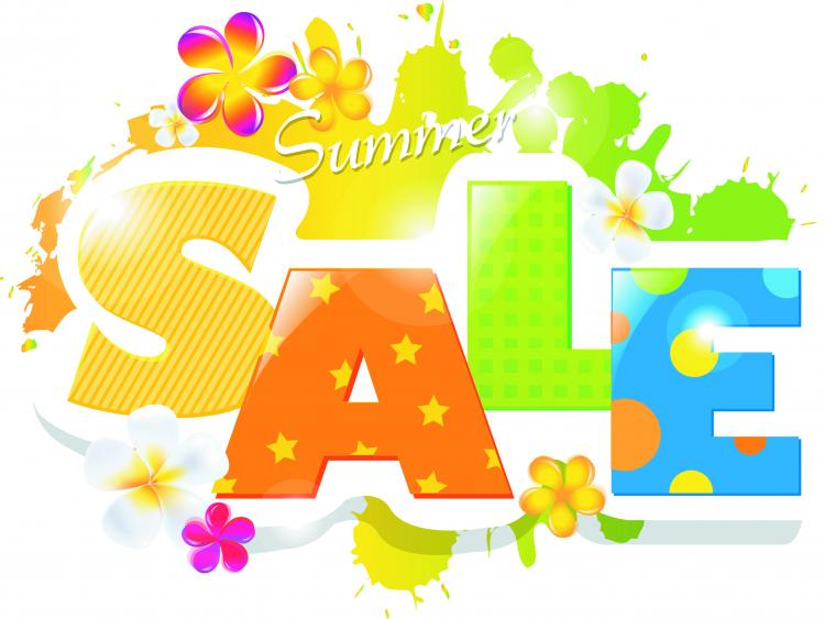 free vector Summer deals posters 03 vector