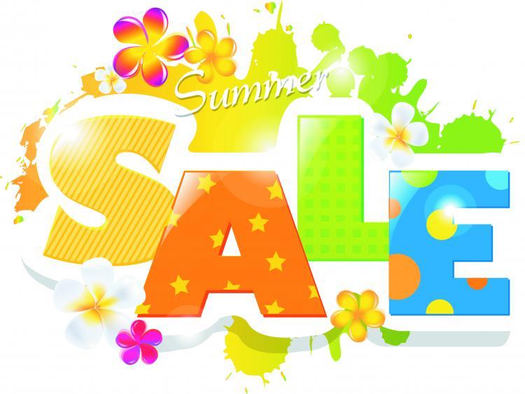 free vector Summer deals posters 03 vector