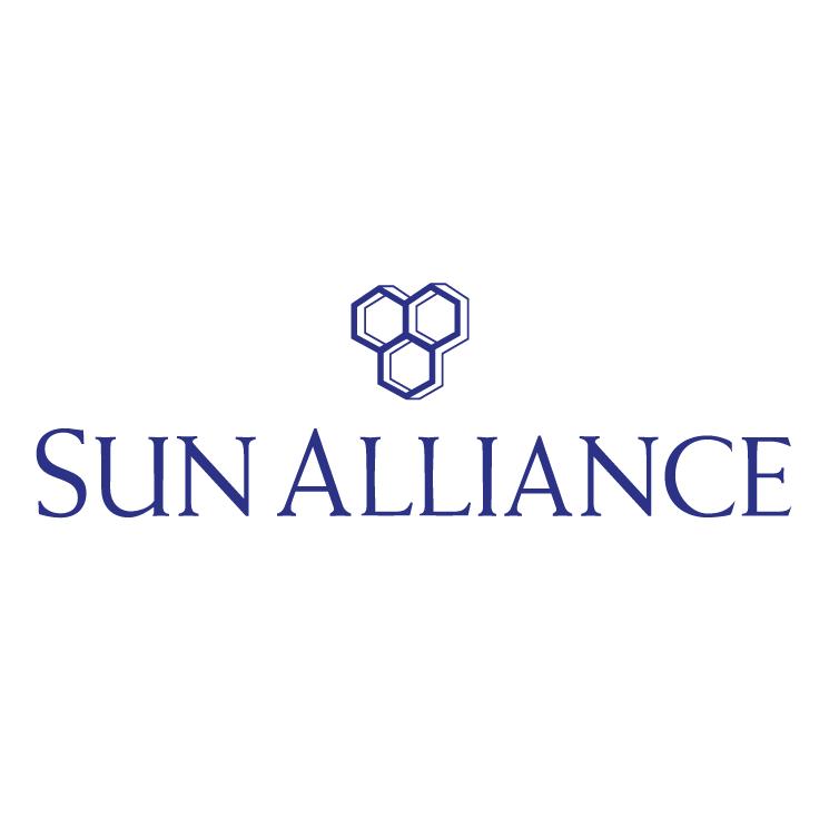 free vector Sun alliance 0