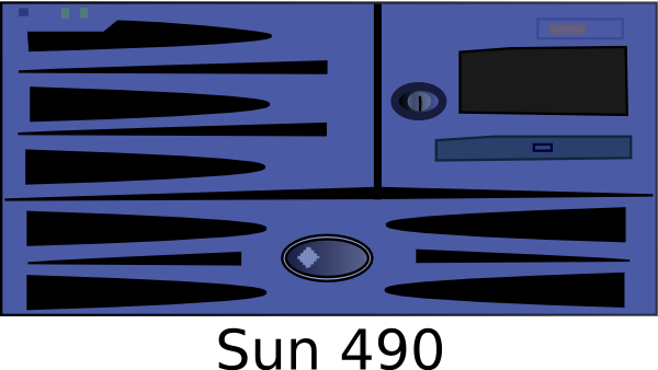 free vector Sun Fire Game clip art