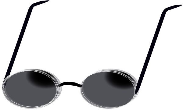free vector Sun Glasses clip art