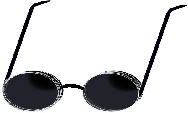 free vector Sun Glasses clip art