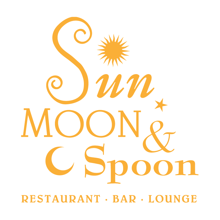 free vector Sun moon spoon