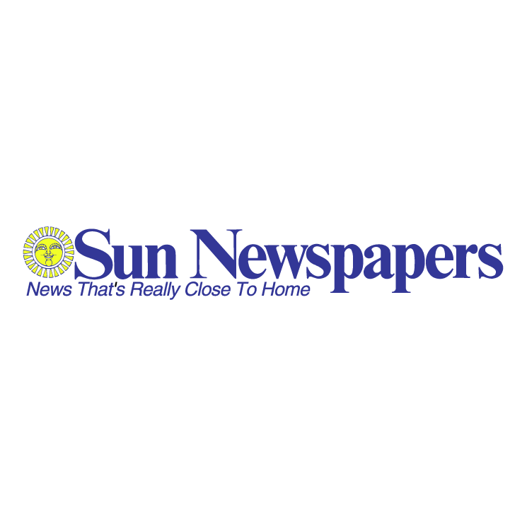 free vector Sun newspapers