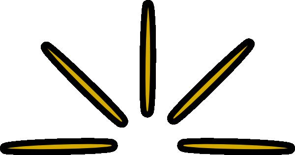 free vector Sun Rays clip art