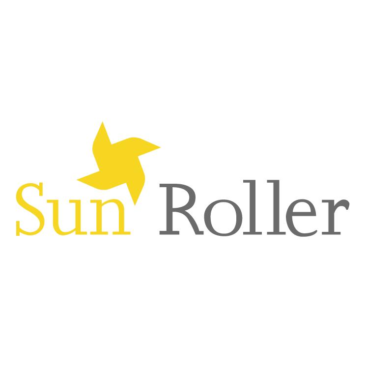 free vector Sun roller