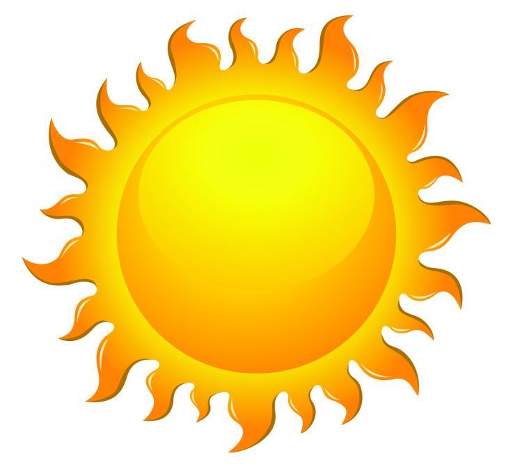vector sun - photo #2