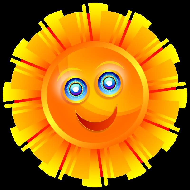 free vector Sun