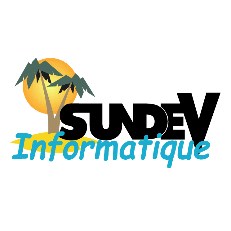 free vector Sundev informatique