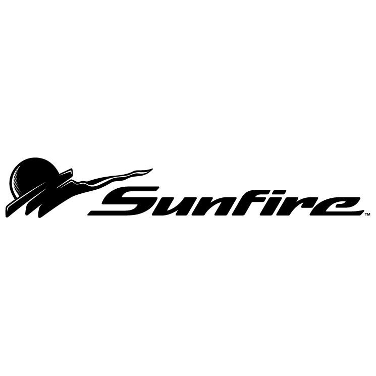 free vector Sunfire 0