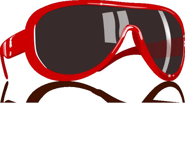 free vector Sunglasses clip art