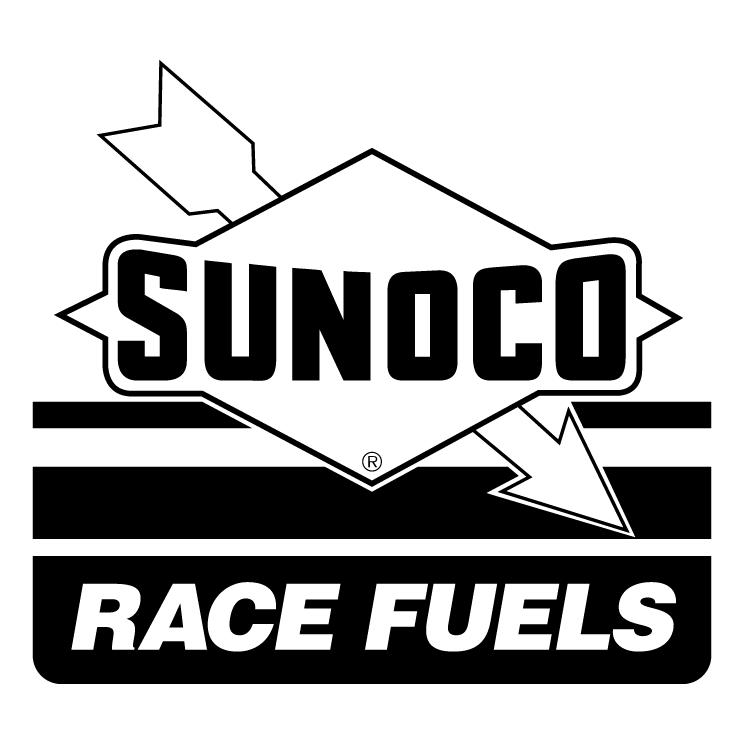 free vector Sunoco race fuels