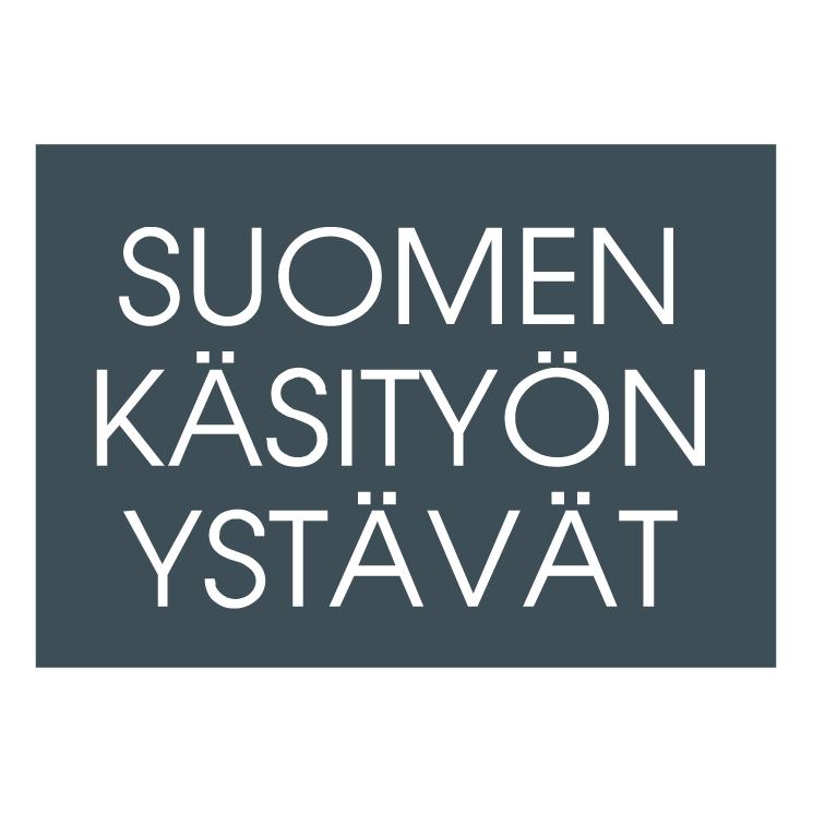 free vector Suomen kasityon ystavat