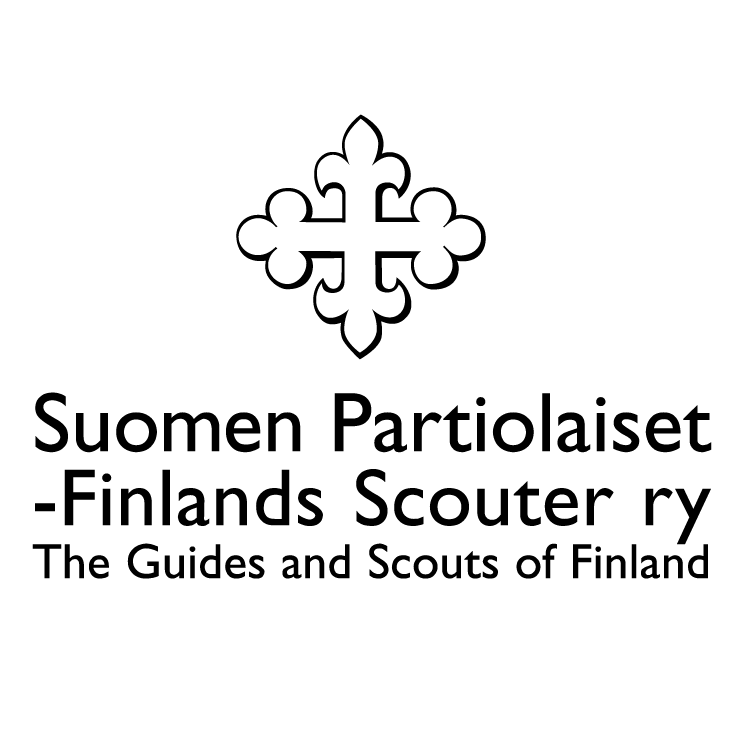free vector Suomen partiolaiset finlands scouter ry 0