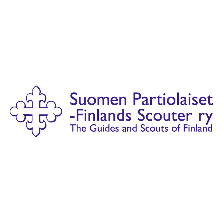 free vector Suomen partiolaiset finlands scouter ry