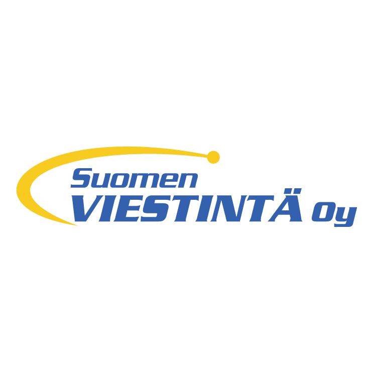 free vector Suomen viestinta