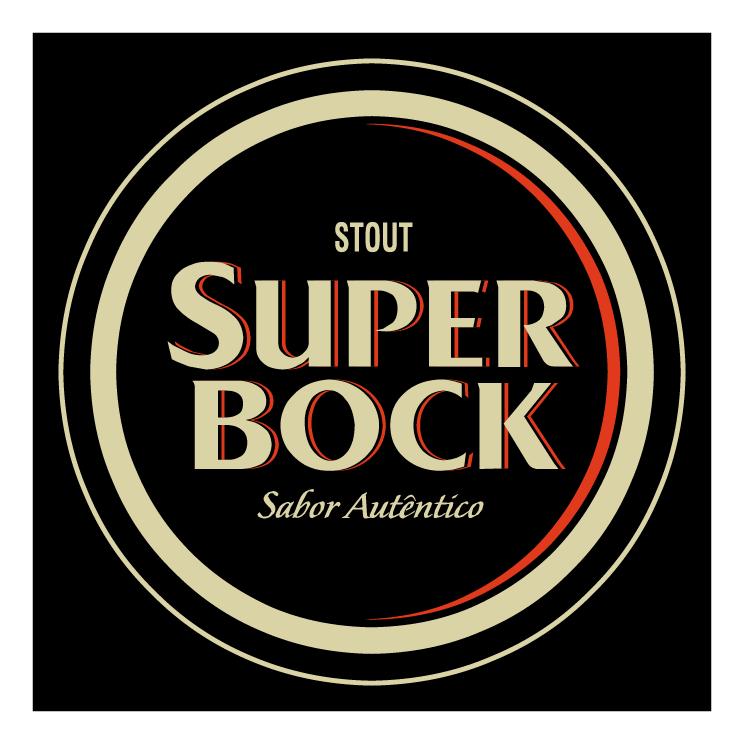 free vector Super bock stout