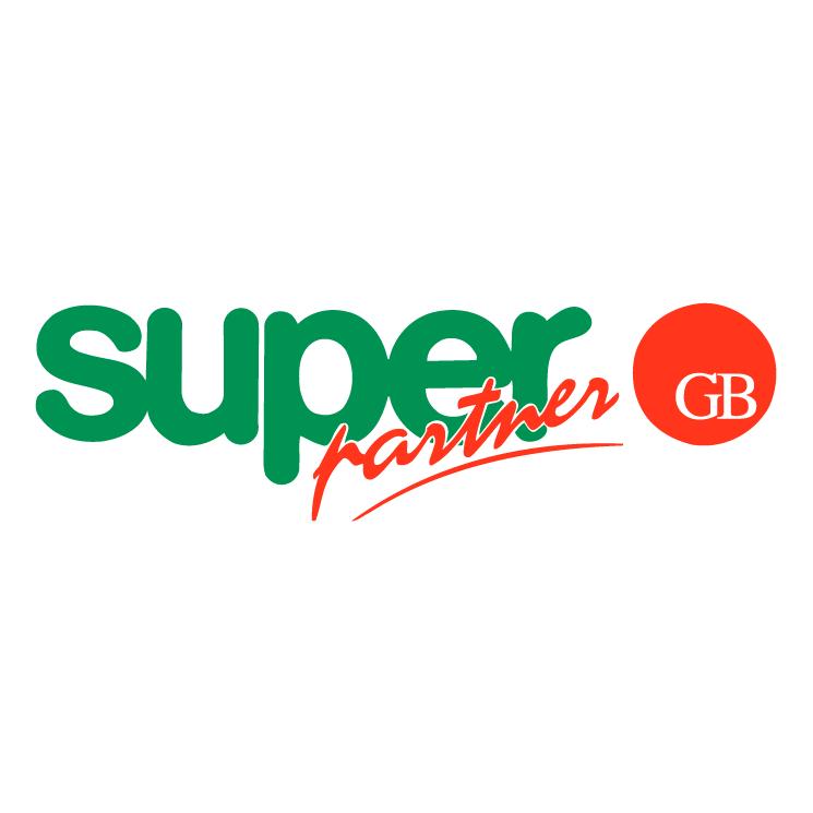 free vector Super gb partner