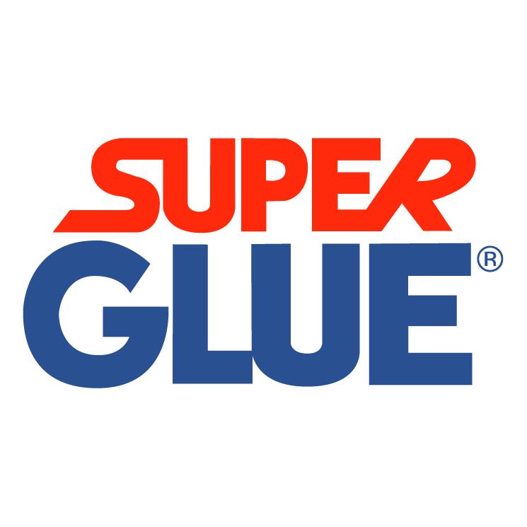 free vector Super glue