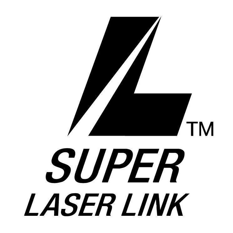 free vector Super laser link