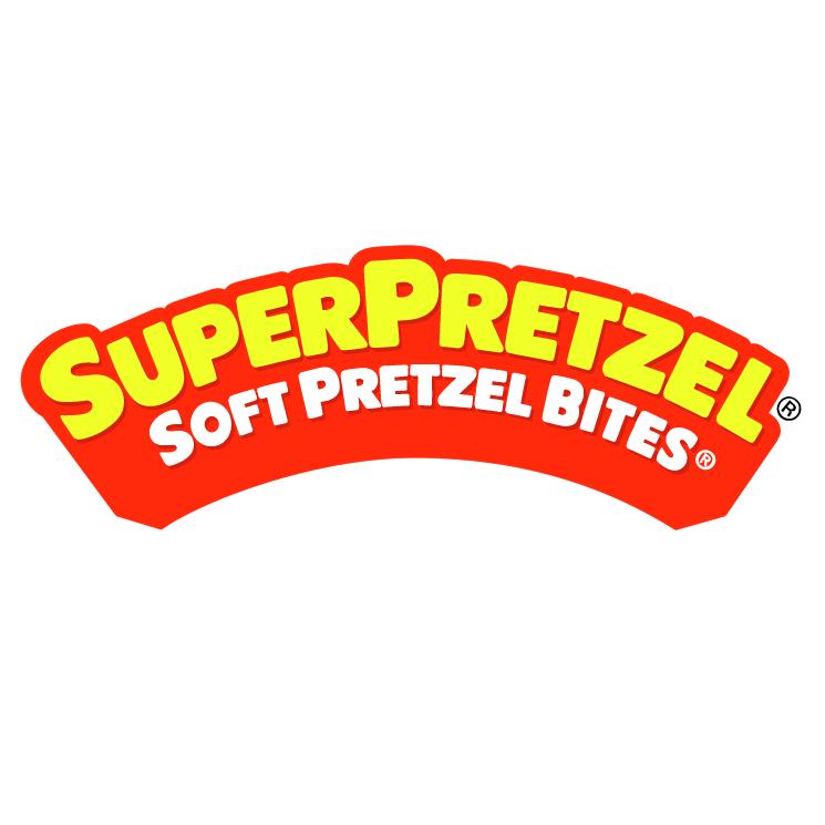 free vector Super pretzel soft pretzel bites