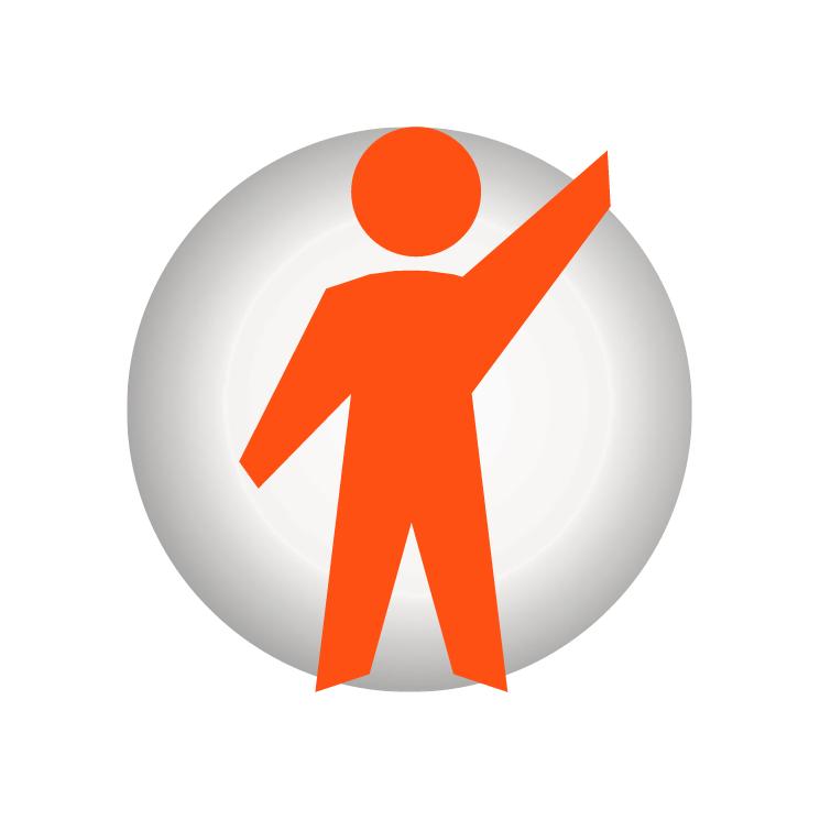free vector Supercd icon