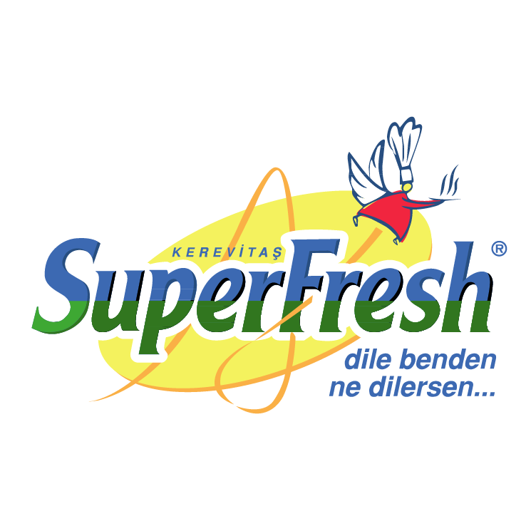 free vector Superfresh 0