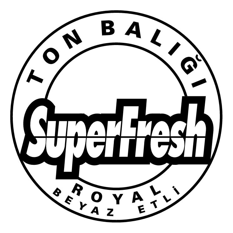 free vector Superfresh