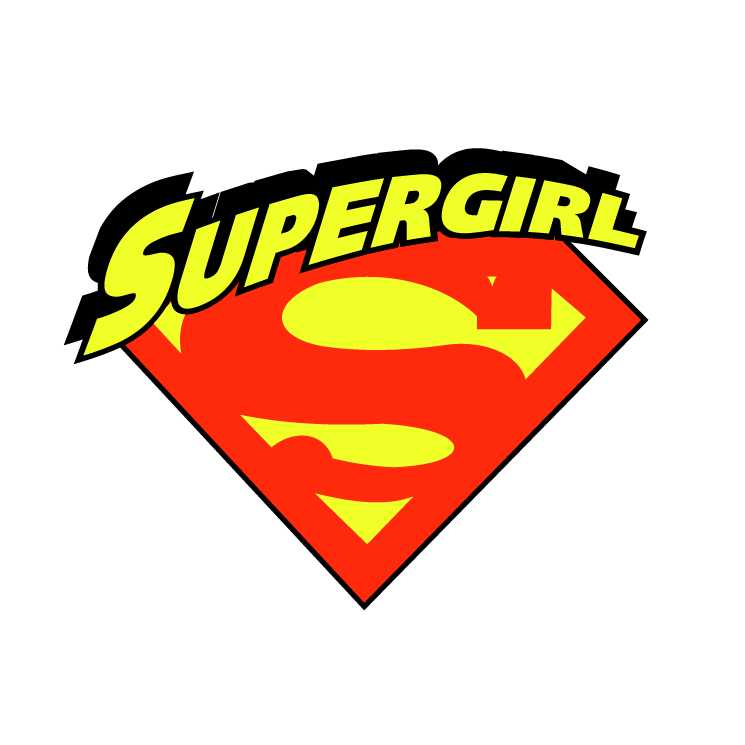 free vector Supergirl