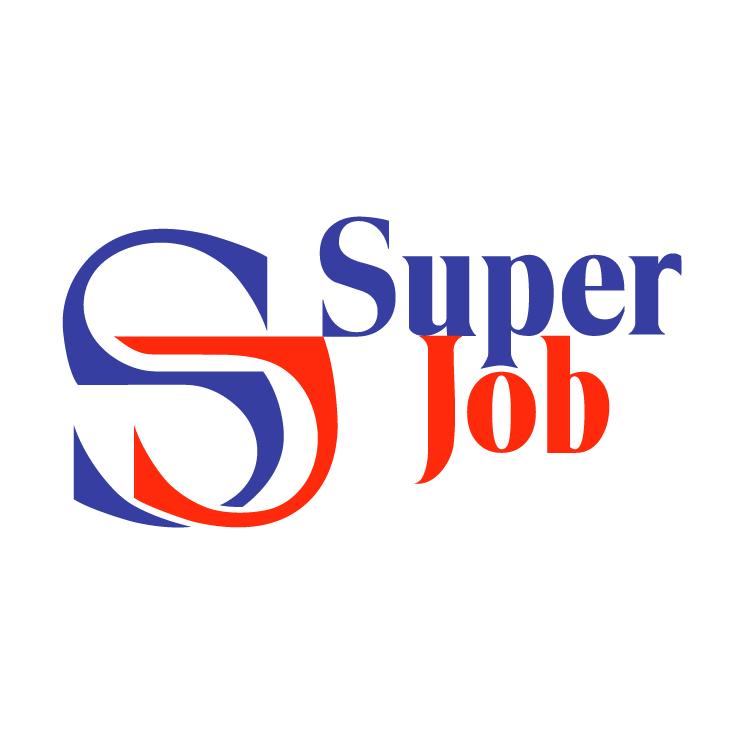 free vector Superjob