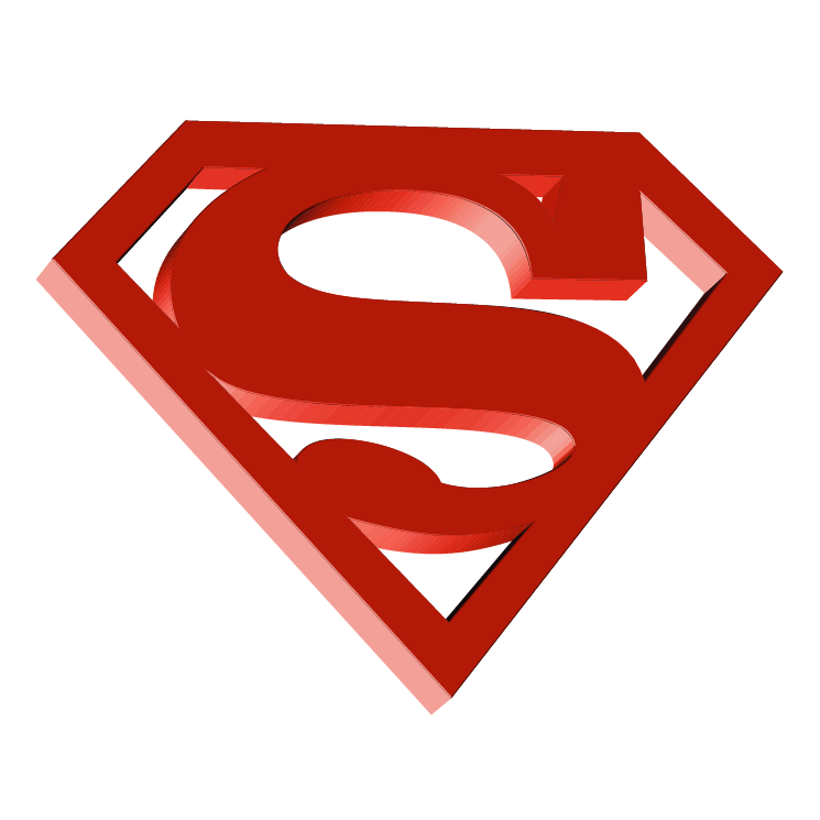 free vector Superman 1
