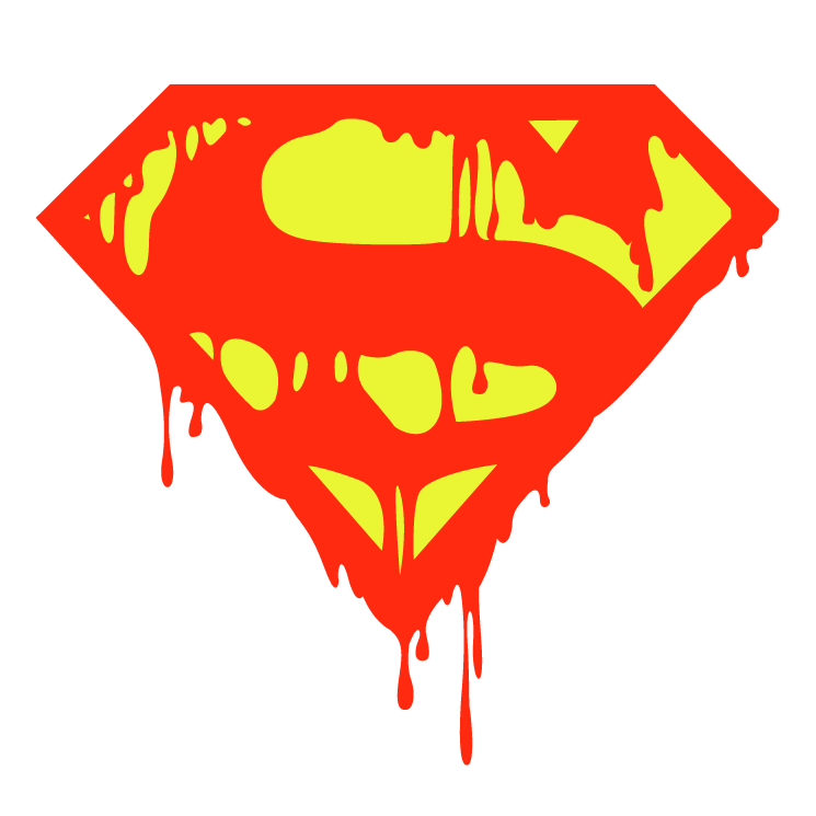 free vector Supermans death