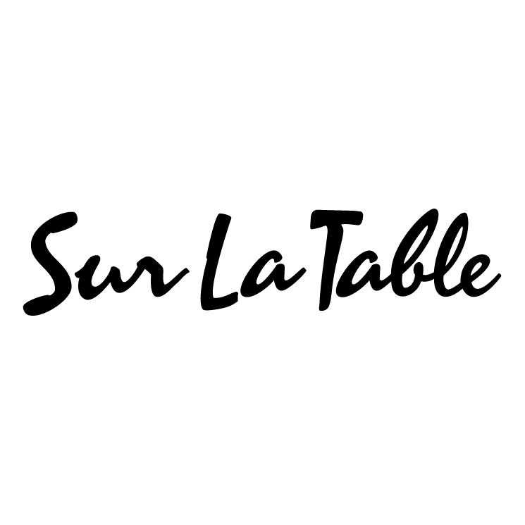 free vector Sur la table