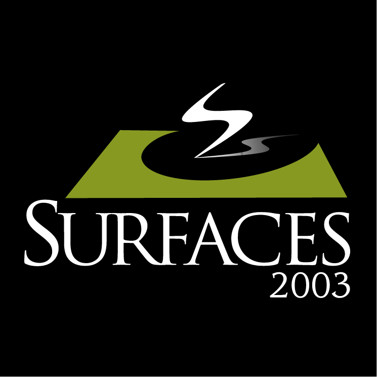 free vector Surfaces 2003 0