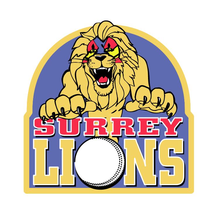 free vector Surrey lions