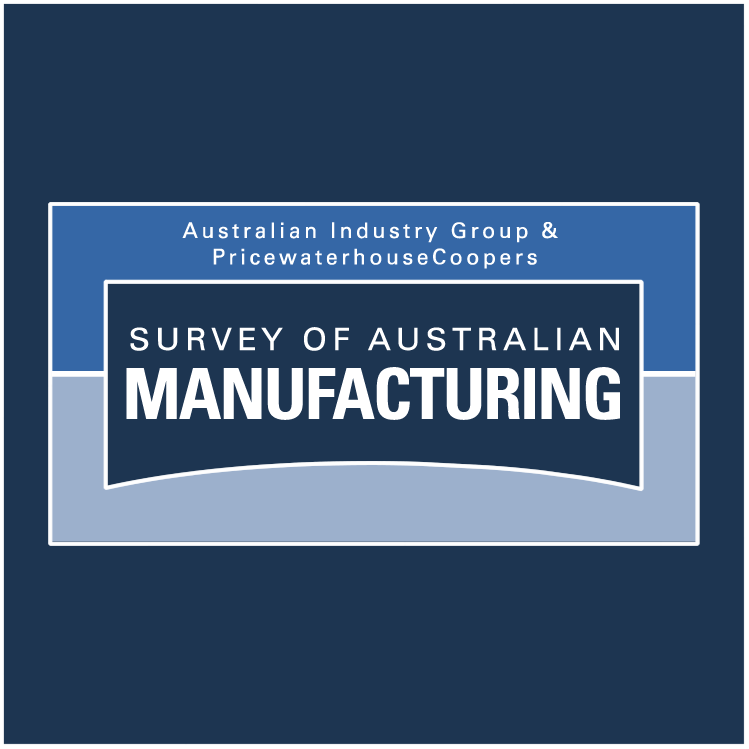 free vector Survey of australian manufacturing