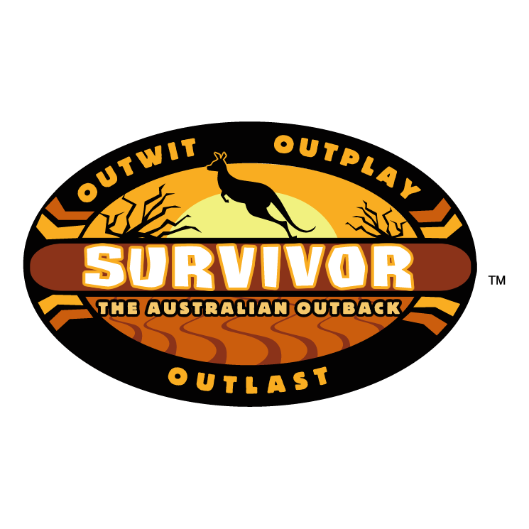 free vector Survivor australia