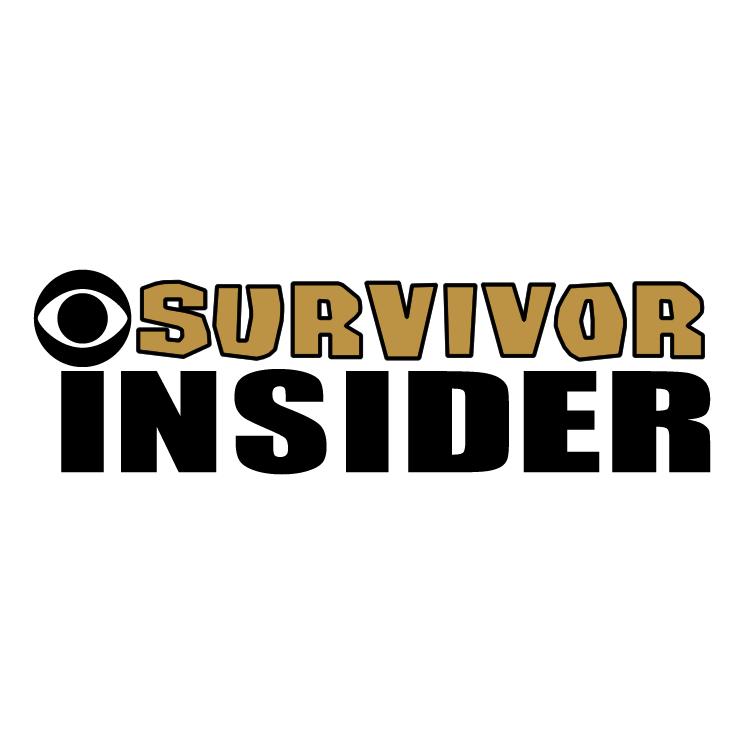 free vector Survivor insider