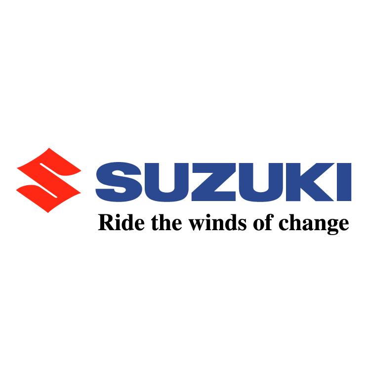 free vector Suzuki 2
