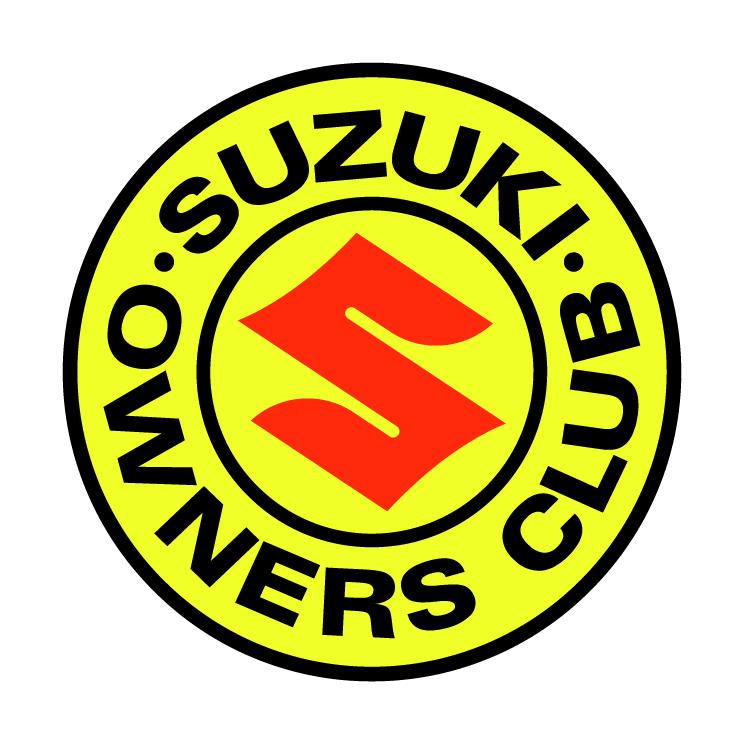 free vector Suzuki owners club