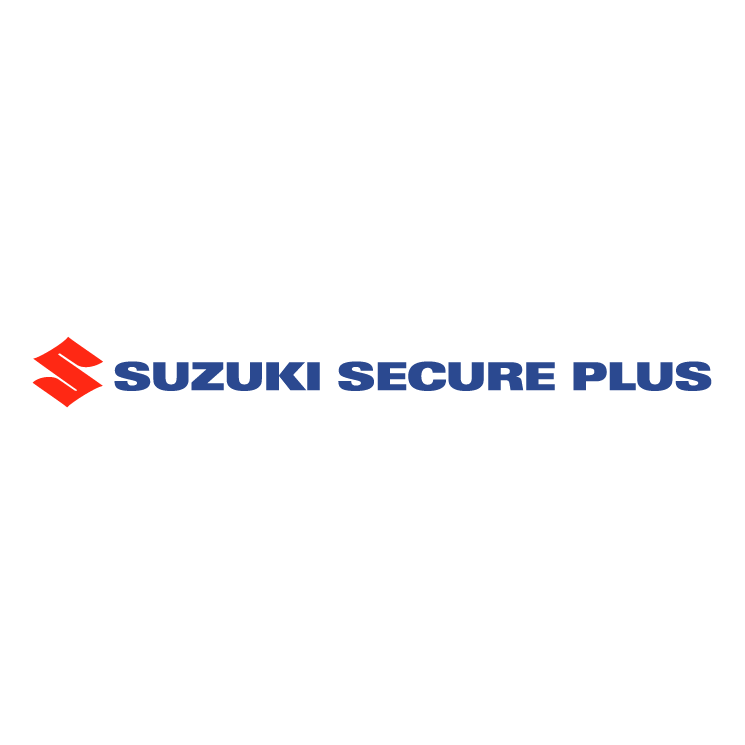 free vector Suzuki secure plus